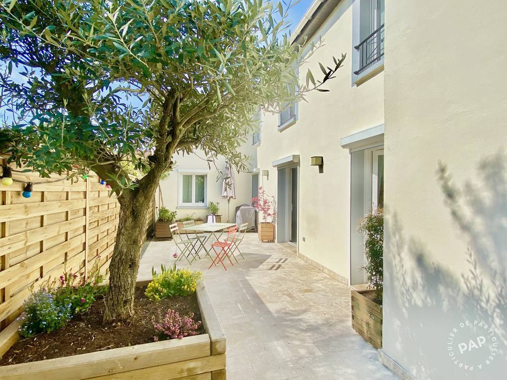 Vente maison 4 pièces Rueil-Malmaison (92500)