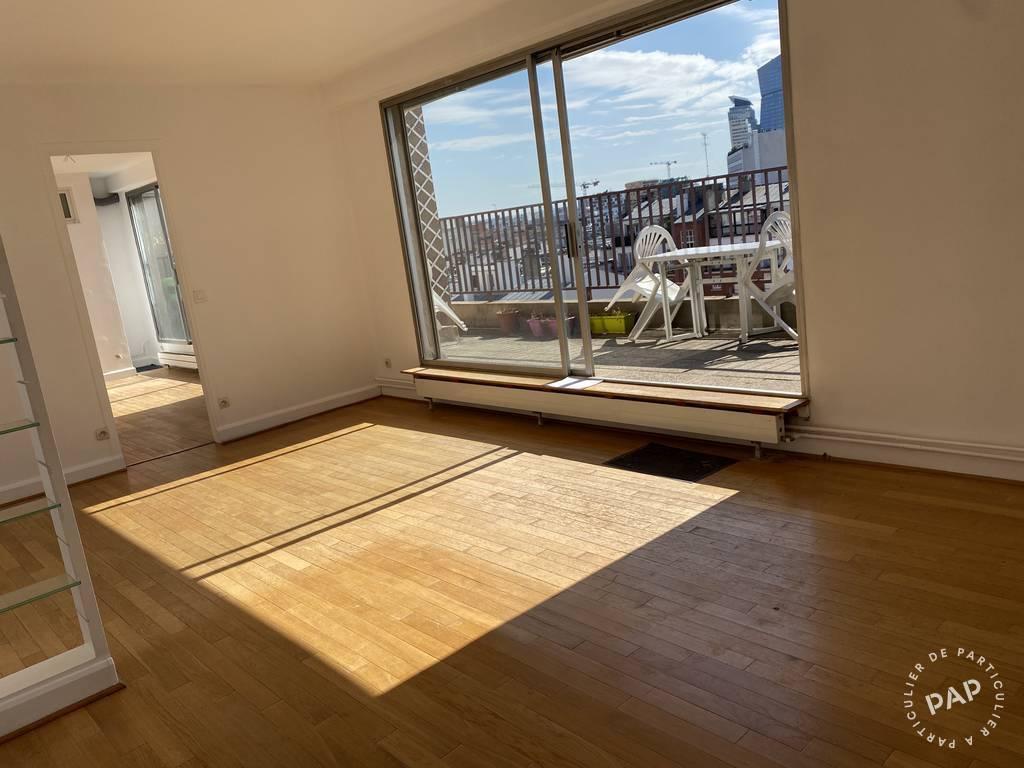 Vente Appartement Paris 13E (75013) 112m² 1.250.000€