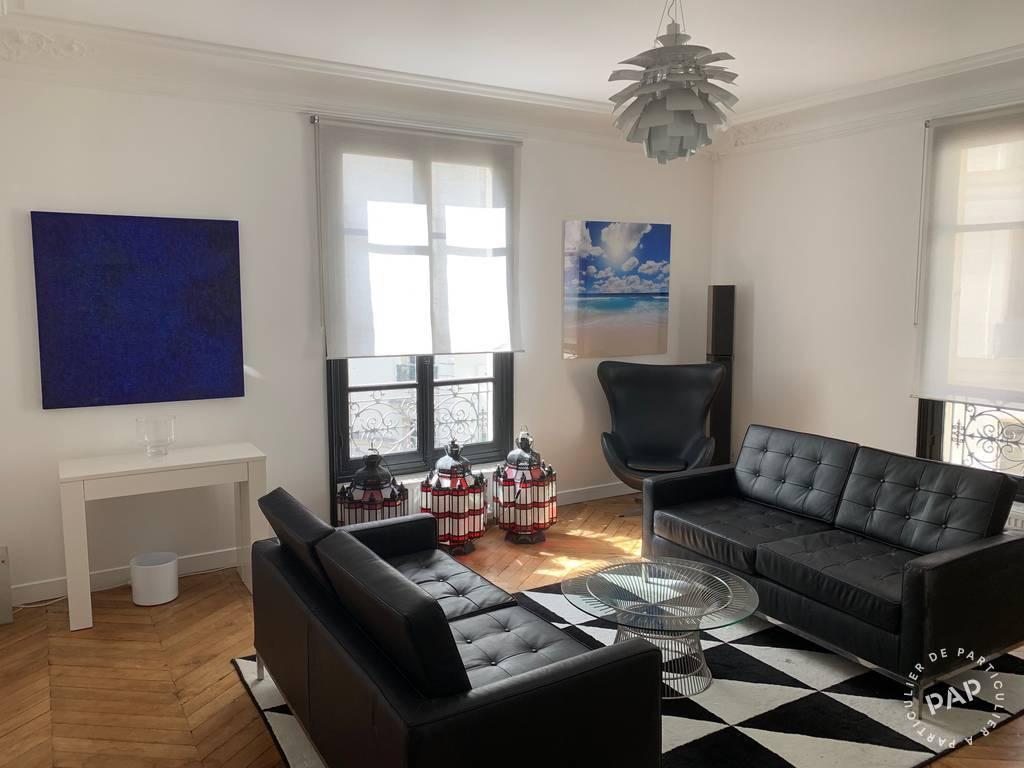Location Appartement Paris 17E (75017) 90m² 3.100€