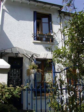 Location maison 3 pièces Paris 20e