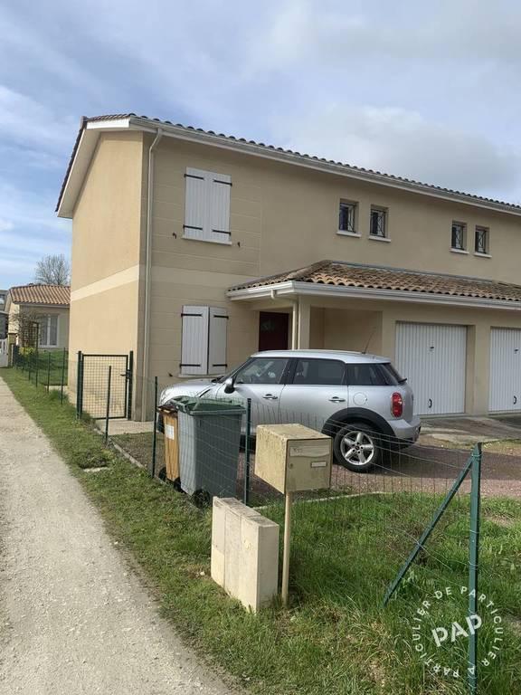 Vente maison 5 pièces Cubnezais (33620)