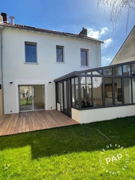 Vente Maison Nantes (44100) 254m² 745.000€