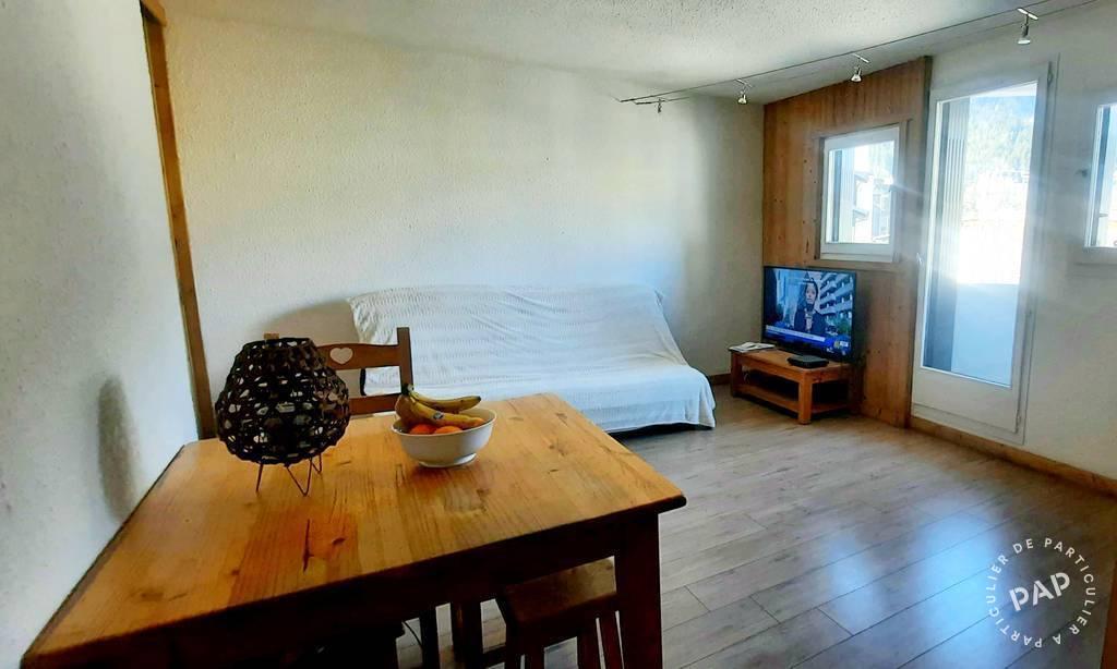 Vente appartement studio Chamonix-Mont-Blanc (74400)