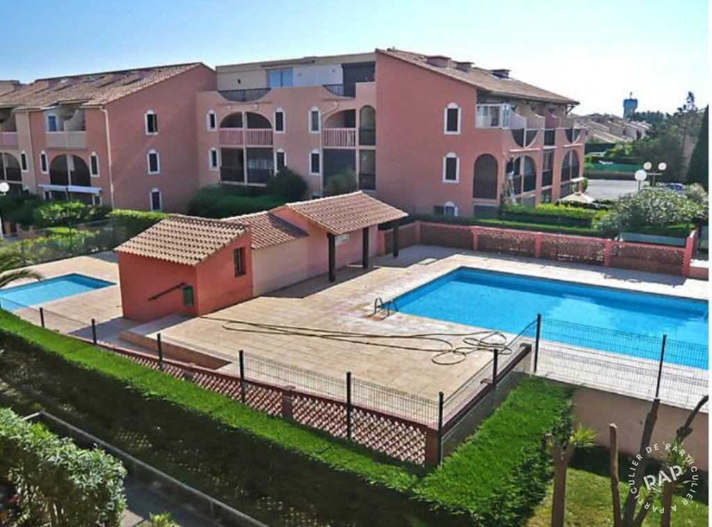 Vente Appartement Canet-En-Roussillon (66140) 24 m² 85.500 €
