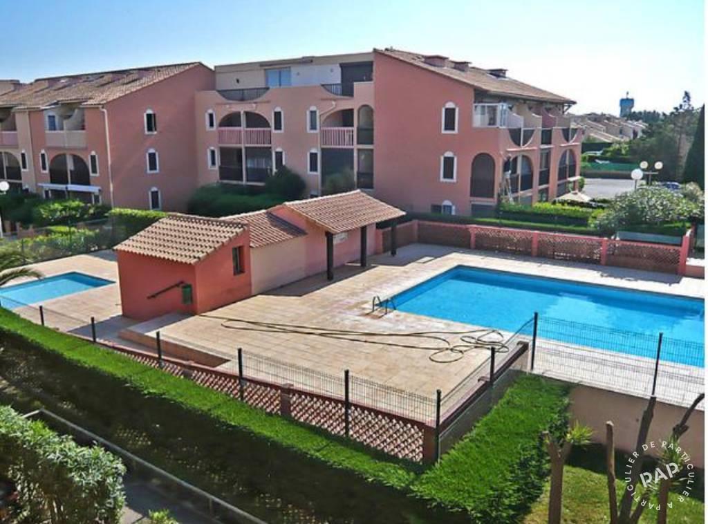 Vente Appartement Canet-En-Roussillon (66140) 24m² 85.500€