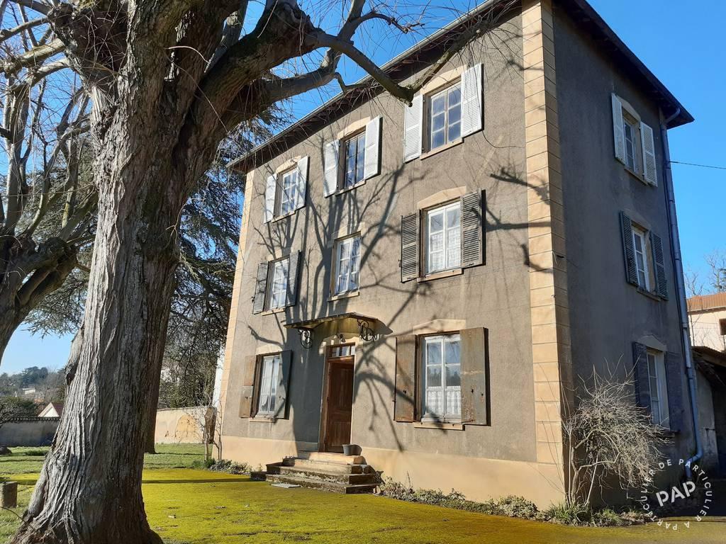 Vente maison 6 pièces Collonges-au-Mont-d'Or (69660)