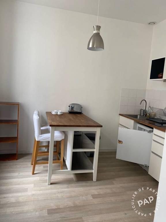 Location appartement 2 pièces Marseille 5e
