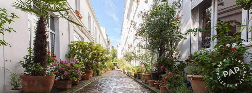 Location maison 6 pièces Paris 17e
