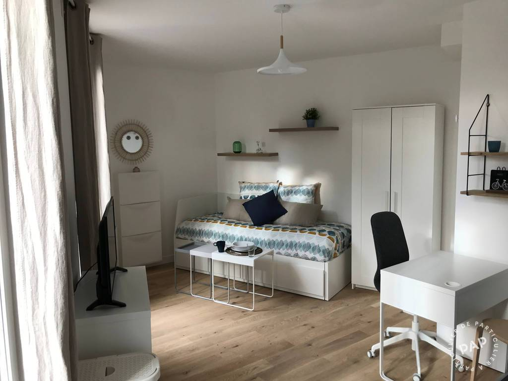 Location appartement studio Vitry-sur-Seine (94400)