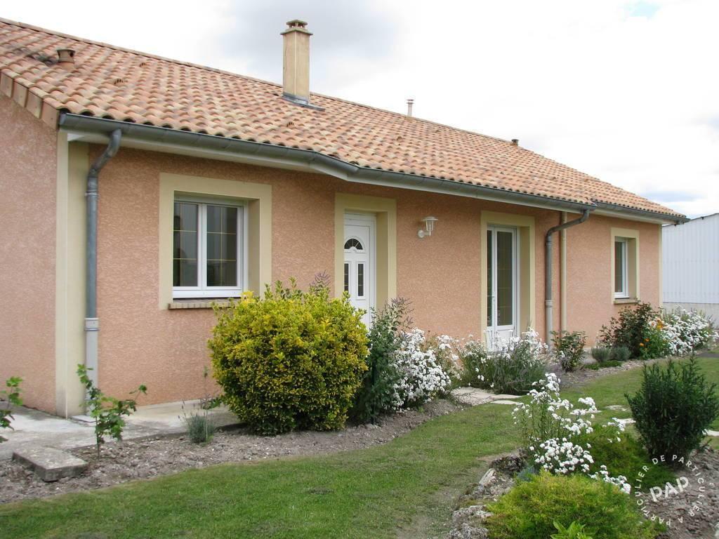 Vente maison 6 pièces Auve (51800)