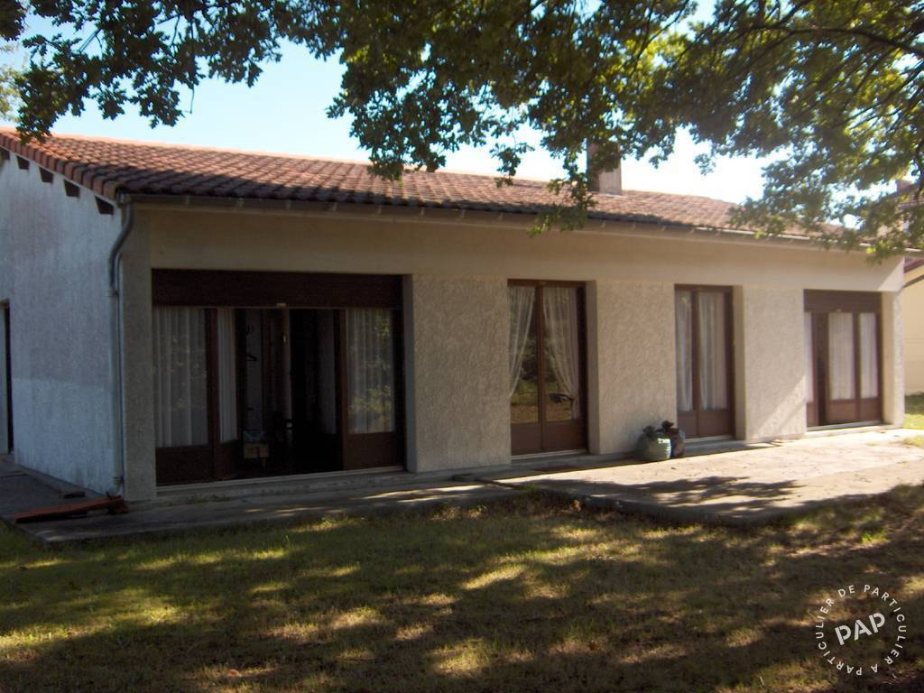 Vente maison 5 pièces Gastes (40160)