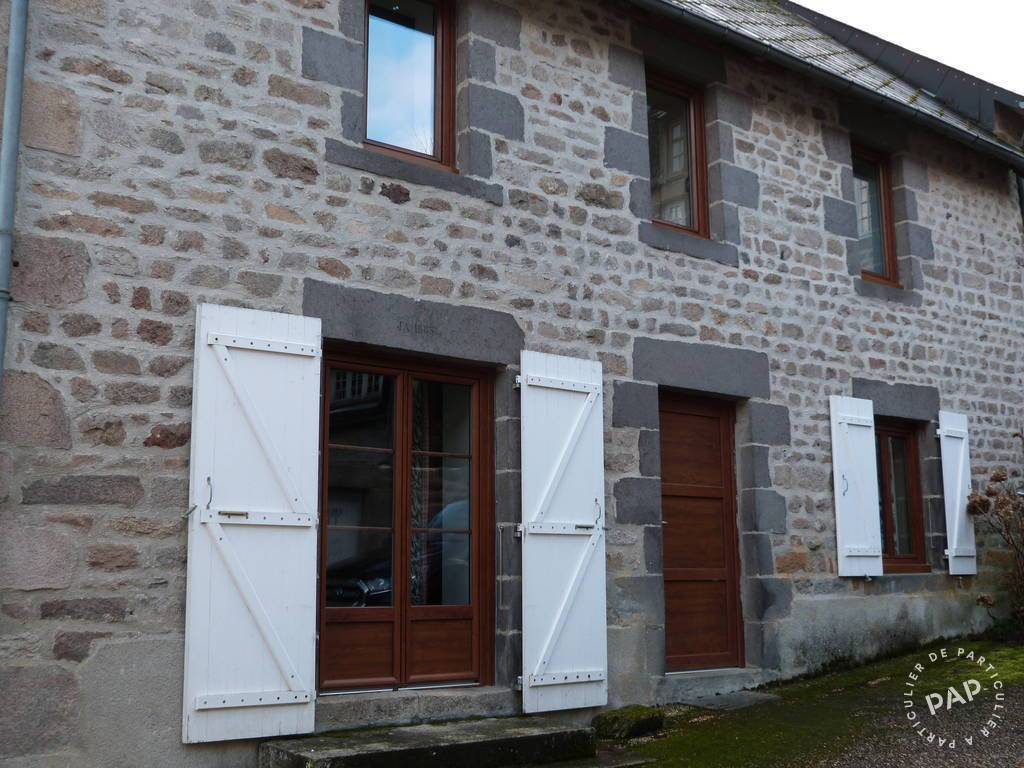 Vente maison 5 pièces Saint-Setiers (19290)