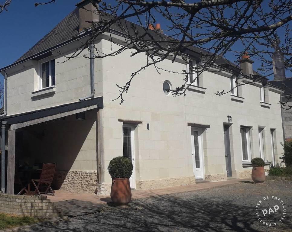 Vente maison 6 pièces Saint-Just-sur-Dive (49260)
