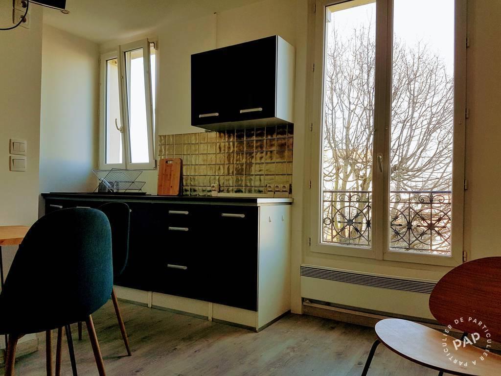 Location Appartement Ivry-Sur-Seine (94200) 30m² 998€