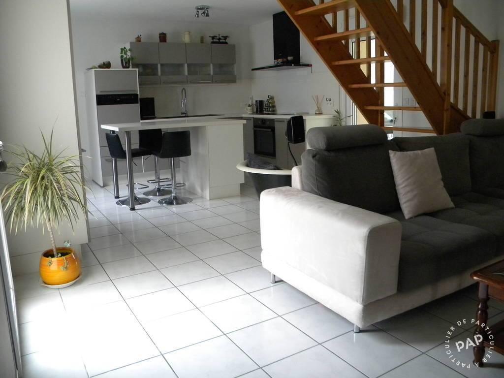 Vente maison 5 pièces Momas (64230)