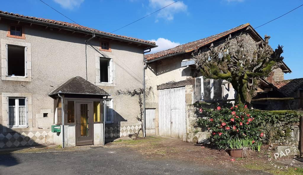 Vente Maison Veyrac (87520) 100m² 80.000€
