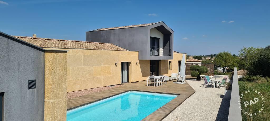 Vente Maison Espondeilhan (34290) 136m² 576.000€