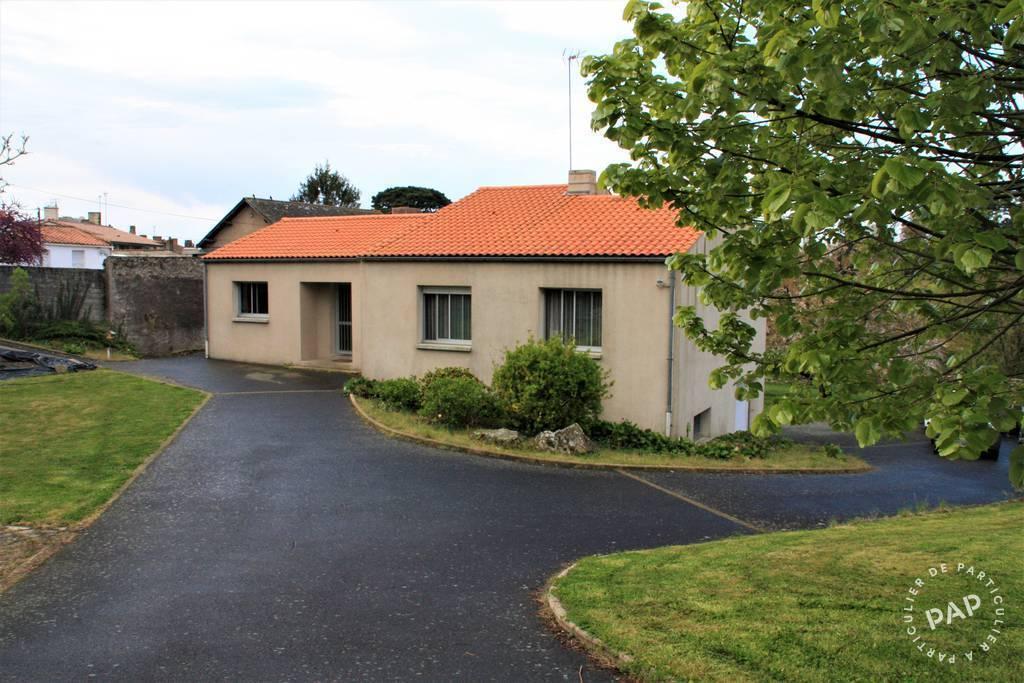 Vente Maison Montaigu (85600) 117m² 420.000€