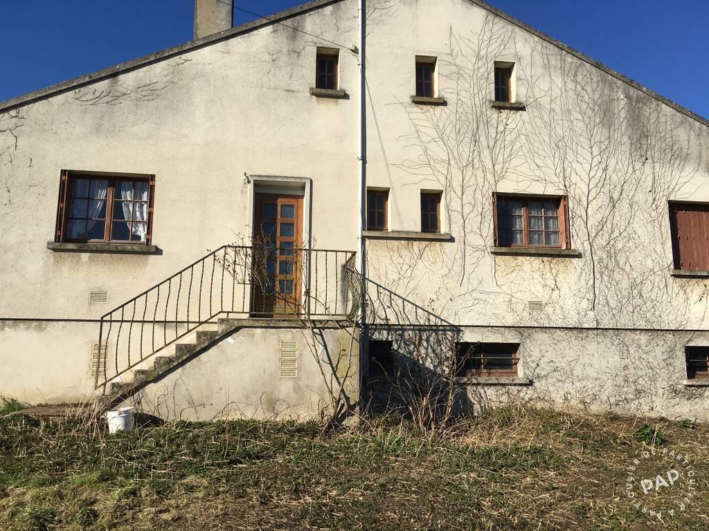 Vente maison 7 pièces Abbécourt (02300)