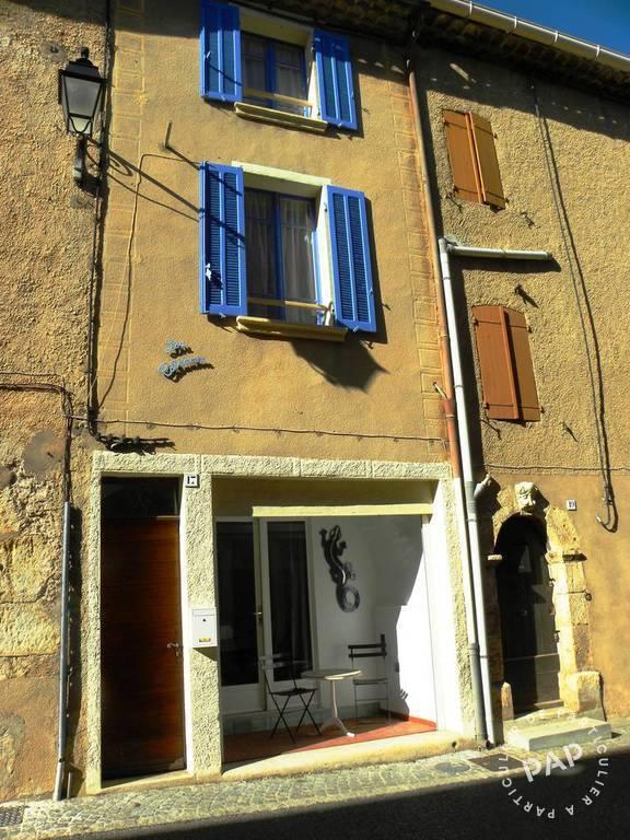 Vente maison 3 pièces Régusse (83630)