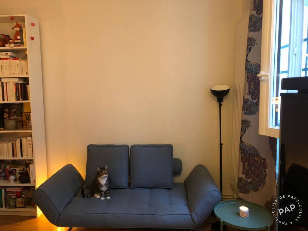 Vente Appartement Paris 14E (75014) 33m² 380.000€
