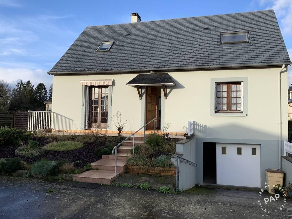 Vente maison 4 pièces Le Teilleul (50640)