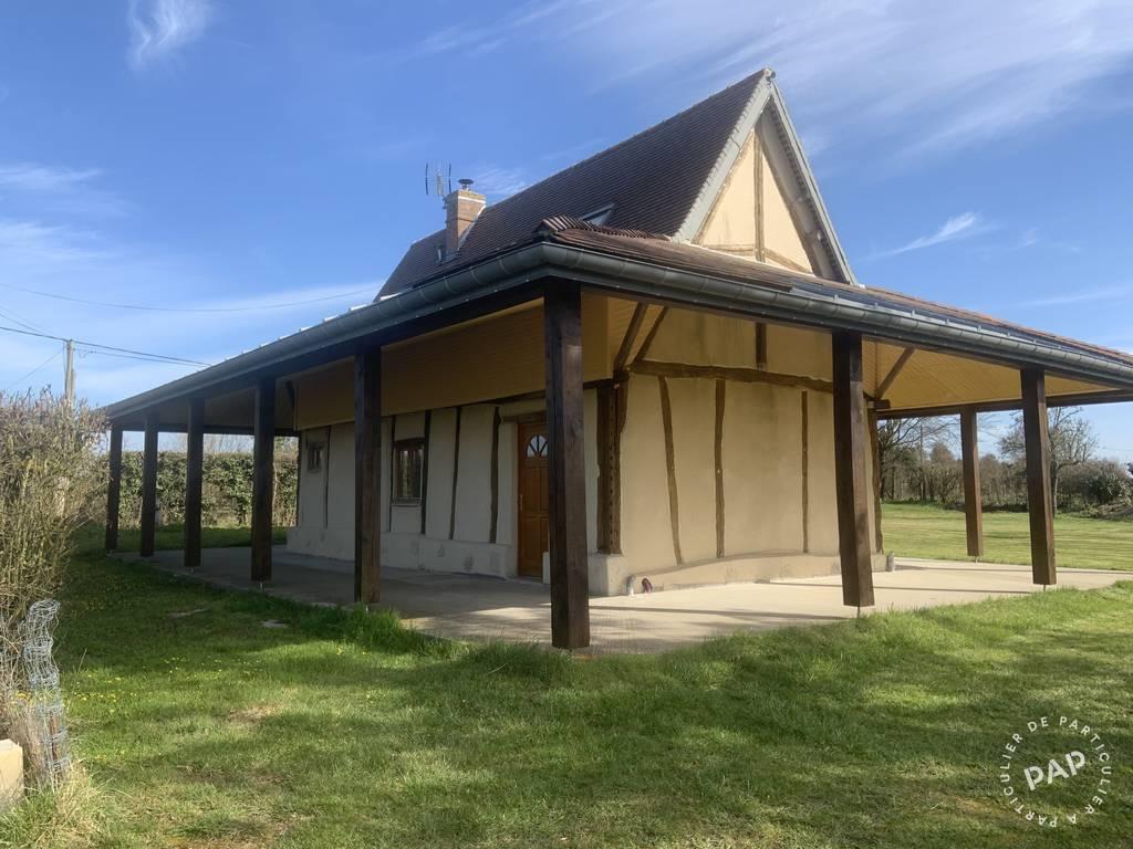 Vente maison 4 pièces La Barre-en-Ouche (27330)