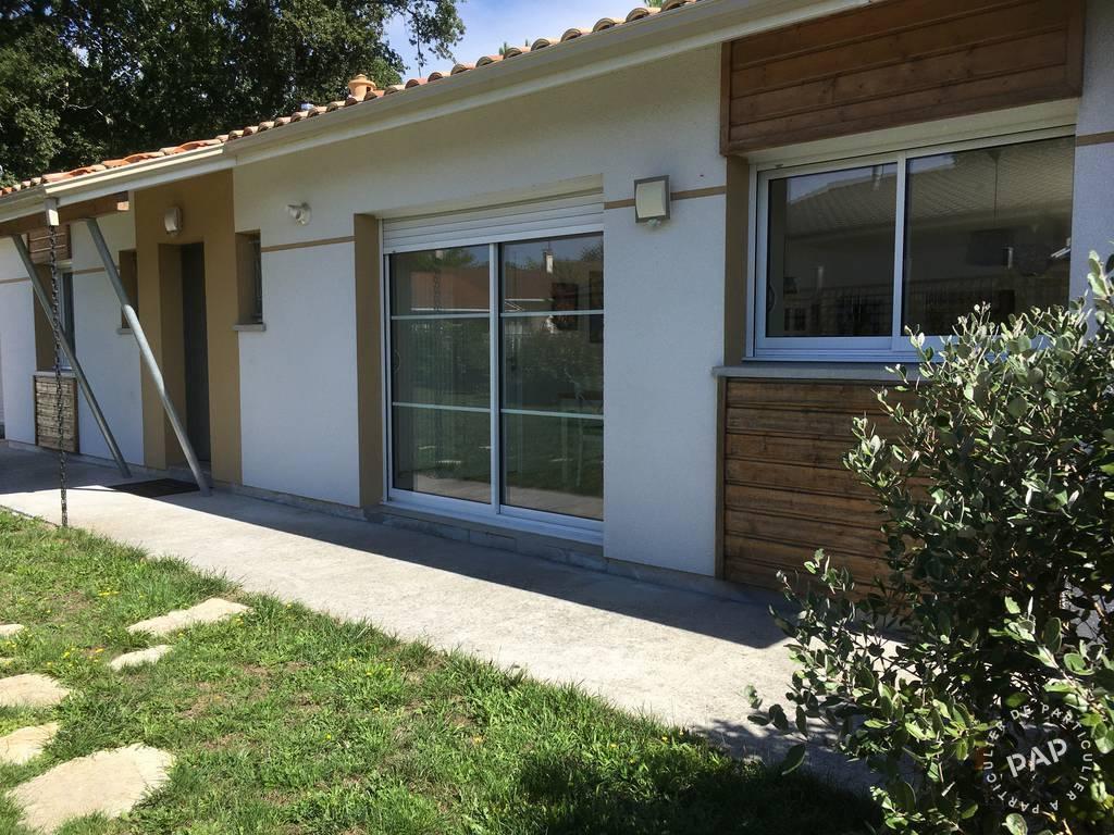 Vente maison 5 pièces Saint-Aubin-de-Médoc (33160)