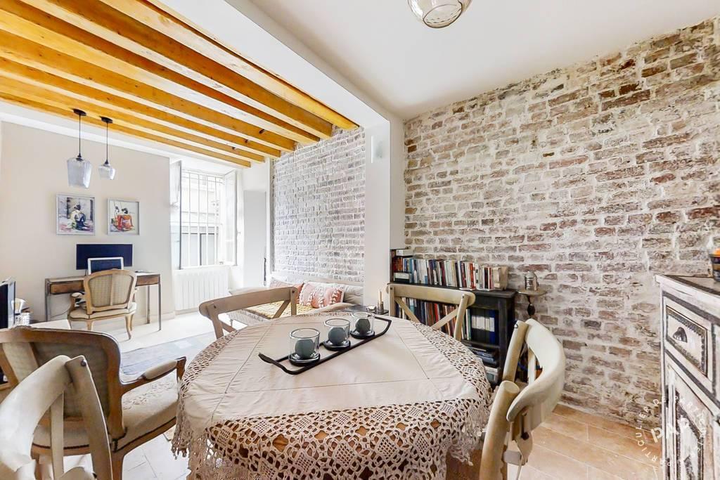 Vente Appartement Paris 18E (75018) 44m² 535.000€