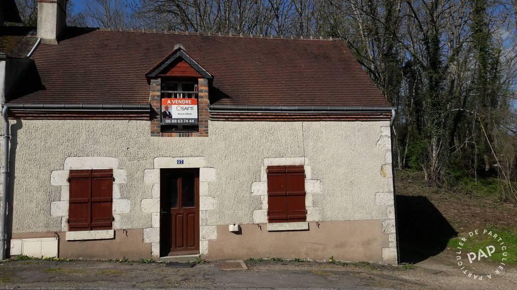 Vente maison 4 pièces Saint-Brisson-sur-Loire (45500)