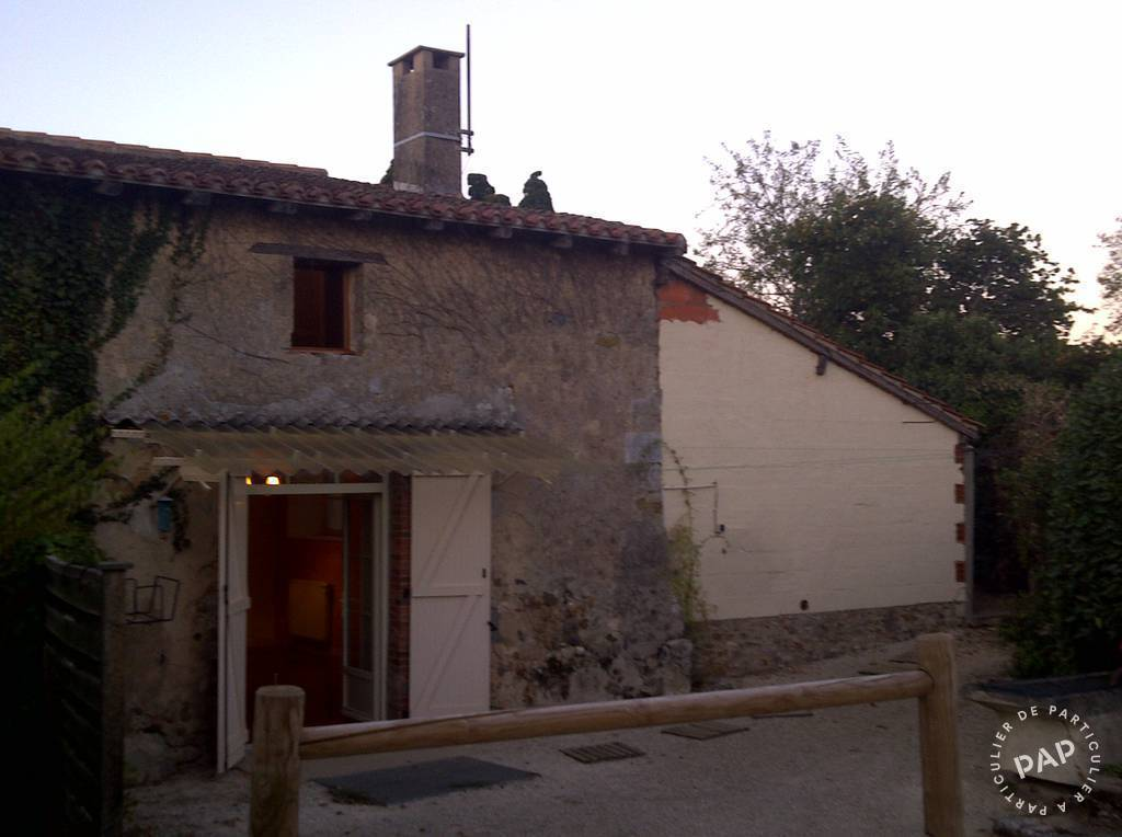 Vente maison 4 pièces L'Isle-Jourdain (86150)
