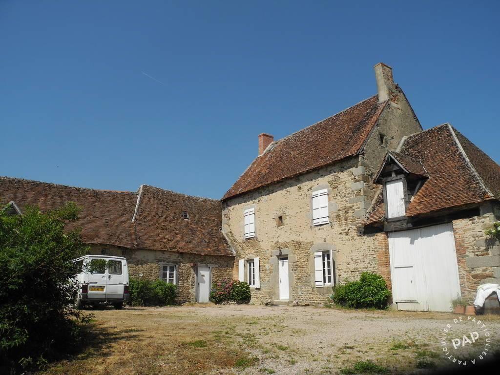 Location maison 6 pièces Évaux-les-Bains (23110)