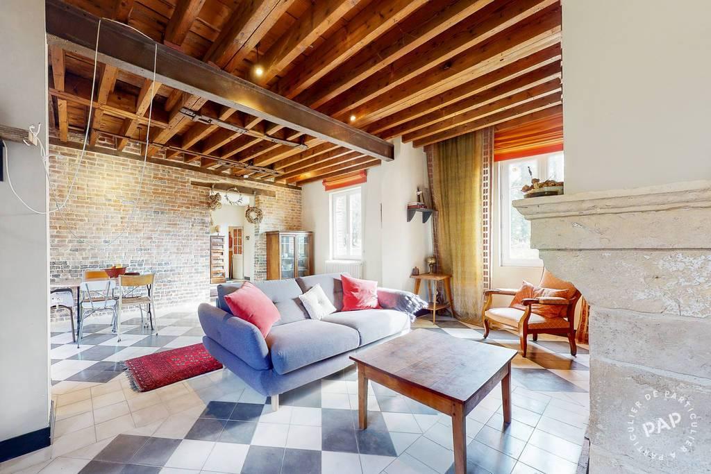 Vente Maison Saint-André-D'hébertot