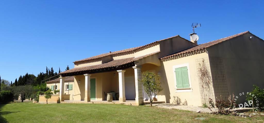 Vente Maison Maussane-Les-Alpilles (13520)