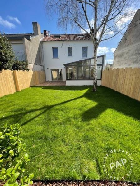 Vente Maison Nantes (44100)