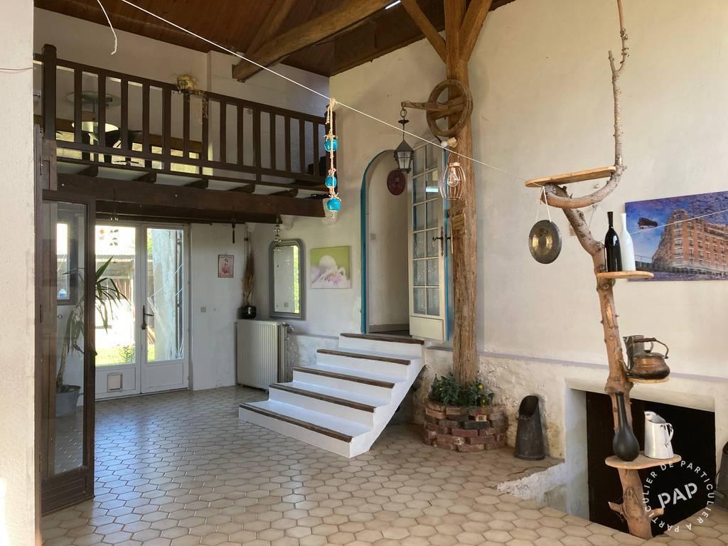 Vente Maison Bassevelle (77750)