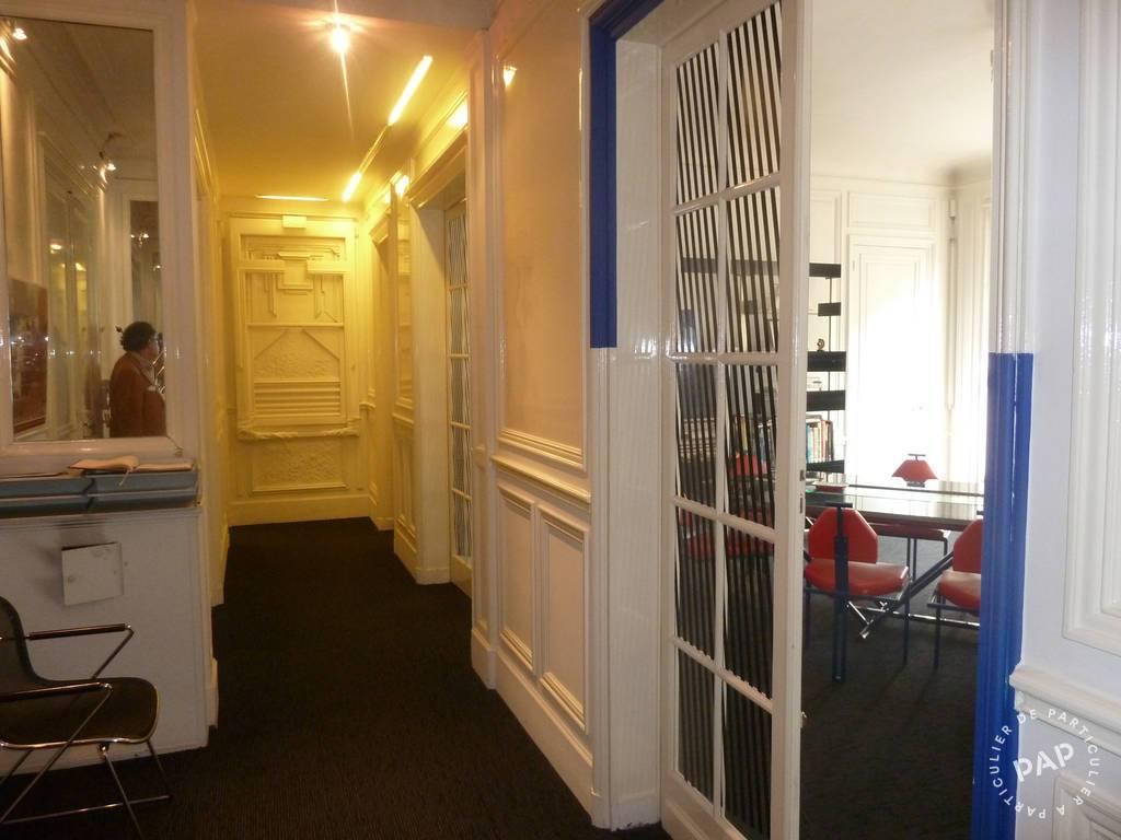 Location Bureaux et locaux professionnels Paris 16E (75116)