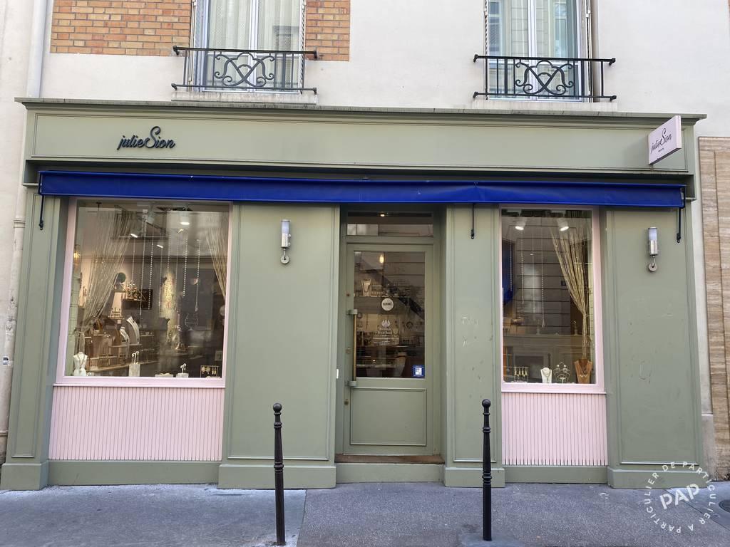 Vente Local commercial Paris 4E (75004)