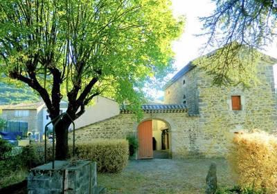 Mas  Cévenole Et Sa Magnanerie - Saint-Brès