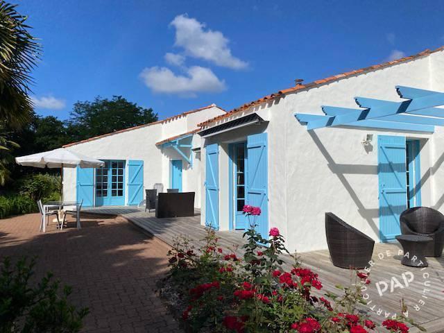 Vente immobilier 550.000€ La Génétouze (85190)