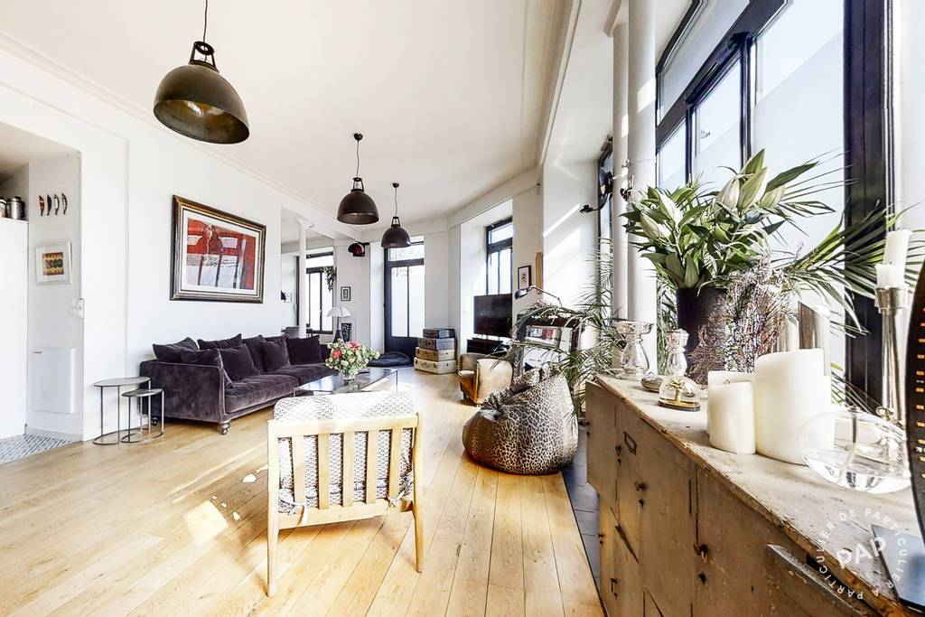 Vente immobilier 820.000€ Paris 18E (75018)