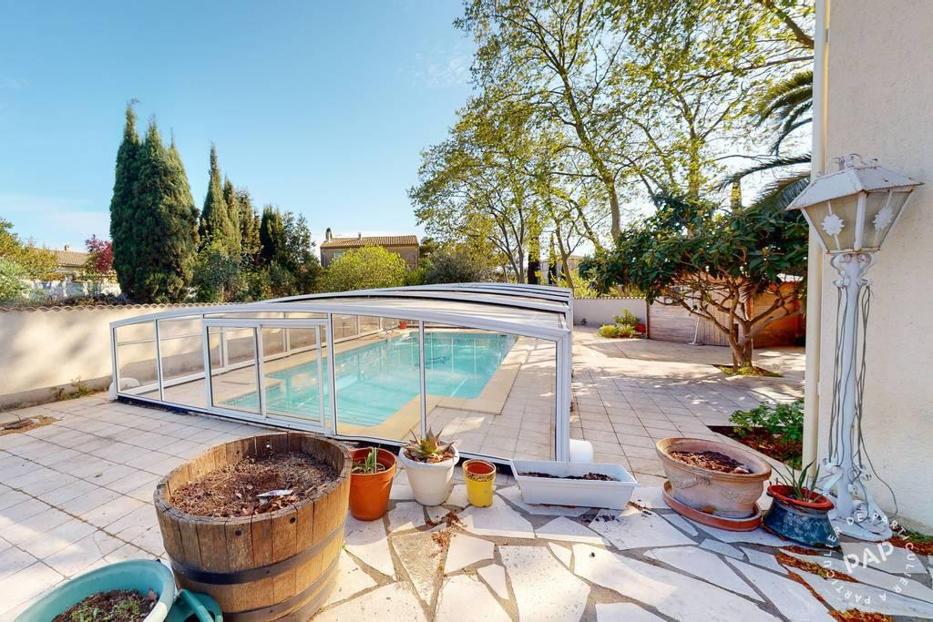 Vente immobilier 395.000€ Poilhes (34310)