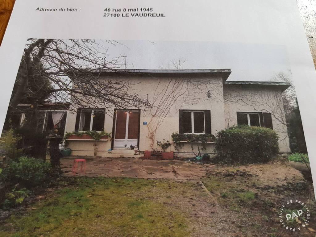 Vente immobilier 172.000€ Le Vaudreuil (27100)