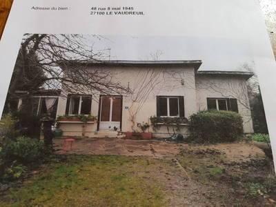 Le Vaudreuil (27100)