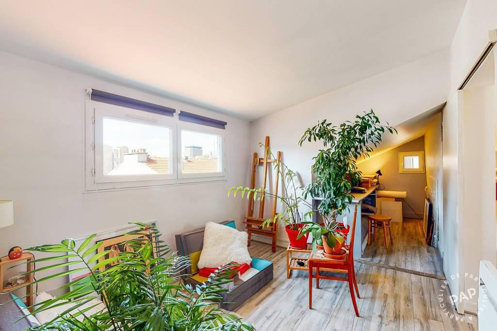 Vente immobilier 370.000€ Pantin (93500)