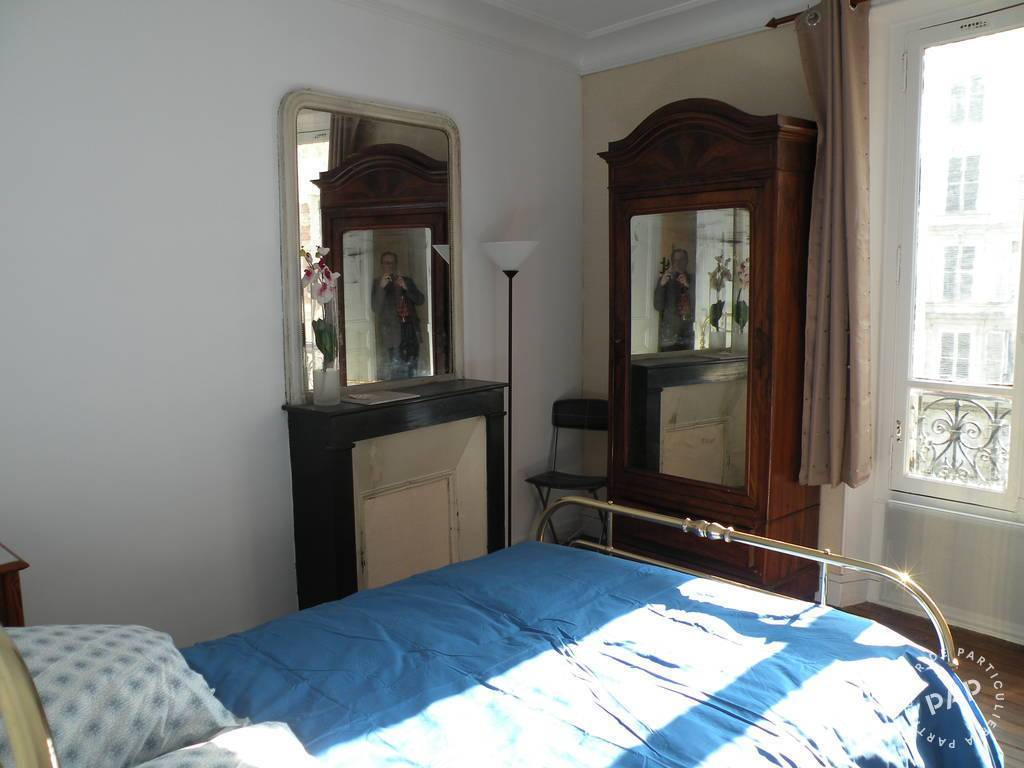 Location immobilier 1.650€ Paris 17E (75017)