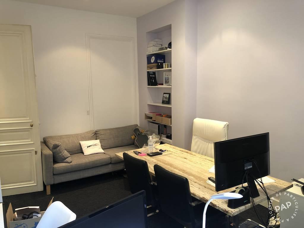 Bureaux et locaux professionnels Paris 16E (75116) 1.500€