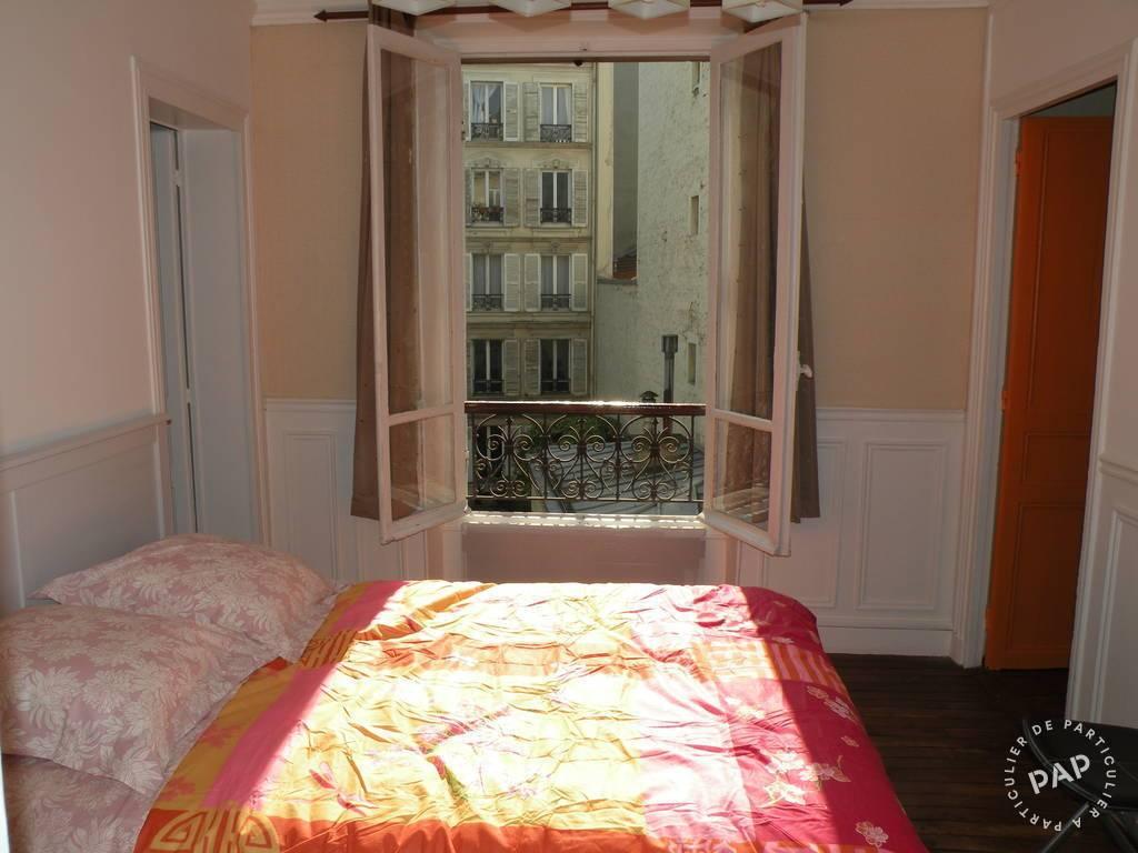 Appartement Paris 17E (75017) 1.650€