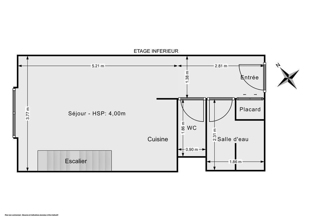 Appartement Paris 19E (75019) 450.000€