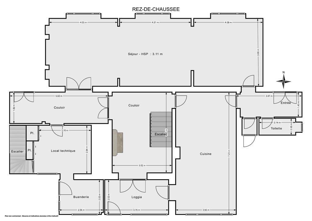 Maison 1.740.000€ 290m² Le Perreux-Sur-Marne (94170)